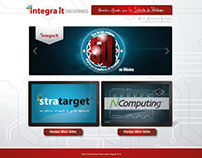 Página web - Integra IT Soluciones