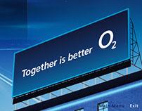 O2 Telefonica Presentation Design