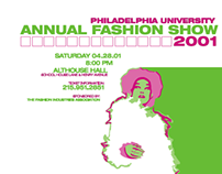 Philadelphia University Fashion Show