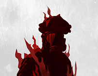 Fahrenheit 451 - Cover Redesign