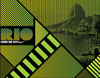 NIKE RIO 10K