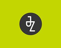 Josh Ziering Branding + Website