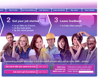 DIGITAL/WEB - YourJobDone Website