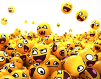 Smiley Crowd