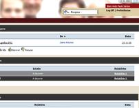 Dynargie - User interface design for a survey software