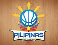 LOGO for FIBA ASIA CHAMPIONSHIP