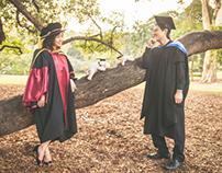 Christina & Anton Graduation