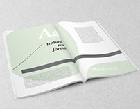 Magazine / Brochure Mock-up