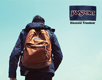 Jansport 2012 Lookbook
