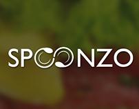 spoonzo - logo design