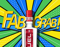 Fuel Vodka Illustrations