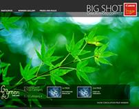 Canon Photo contest - Poster