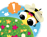 be-e-eing bees