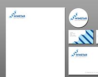 Winstar Logo and Stationary