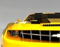 Render Chevrolet Camaro