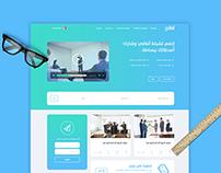 Afaqi social network design UI/UX
