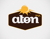 Aton-Ra - Brand Identity & Packagings