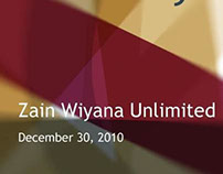 Zain Wiyana Unlimited
