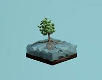 Ecosystem animation