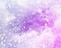 Light Purple Blue