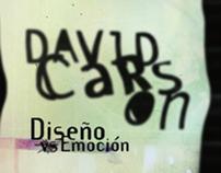 David Carson, Diseño vs Emoción
