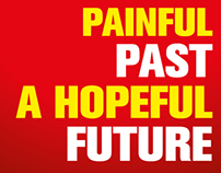 """""""Let's Make Their Painful Past A Hopeful Future"""""""