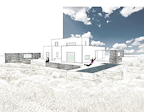 Summer House, Paros Island