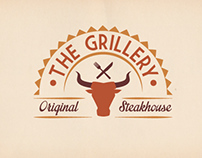 THE GRILLERY STEAKHOUSE Branding Identity Proposal