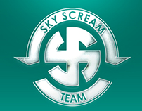SkyScream /logo/cover/