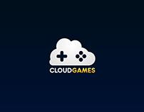 Cloud Games Branding