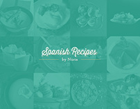 Spanish Recipes by Núria