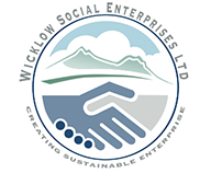 'Wicklow Social Enterprises' Commissioned Logo Design