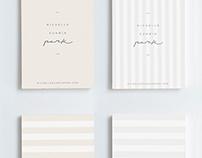 Michelle Eunmin Park Branding