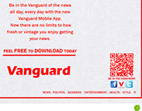 VANGUARD NEW MOBILE APP