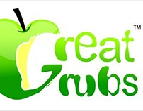 GREAT GRUB LOGO CREATION