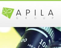 Apila Group Web Site