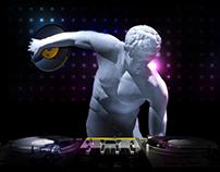 Tamarai Greek DJ