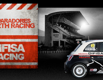 Difisa Racing Brand (website + video)