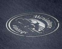 Logo Miniature Vintage