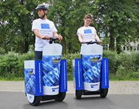 EFRE: Segway Promotion Design