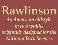 Rawlinson® An American oldstyle