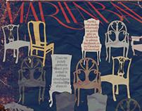 Cineclub MARIENBAD - logo & poster design