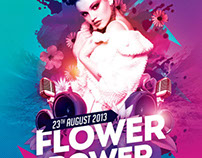 Flower Power Flyer
