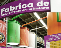 Homecenter Paint Factory