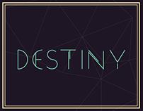 DESTINY (Free Font)