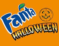 Fanta Hallowen