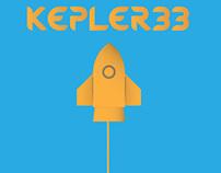 cover KEPLER33 CD