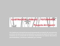 Art-Cassini proyect portfolio