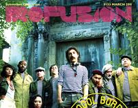 Gogol Bordello Magazine Cover & Articles