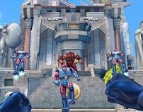 Marvel Super Heroes 3D : Grandmaster Challenge